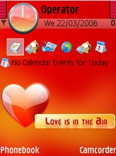 Love Is In The Air Theme