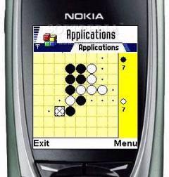 MM Reversi for Symbian