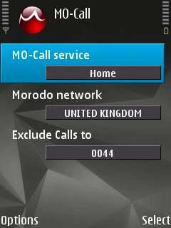 MO-Call (S60 3rd Edition)