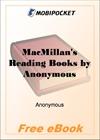 MacMillan's Reading Books, Book V for MobiPocket Reader