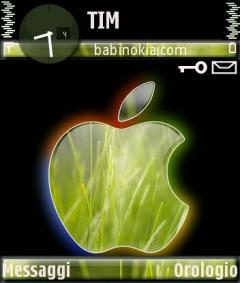MacWin Theme for Nokia N70/N90