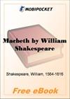 Macbeth for MobiPocket Reader