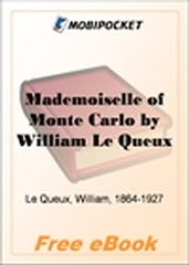 Mademoiselle of Monte Carlo for MobiPocket Reader