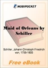 Maid of Orleans for MobiPocket Reader