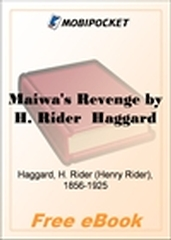 Maiwa's Revenge for MobiPocket Reader