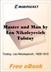 Master and Man for MobiPocket Reader
