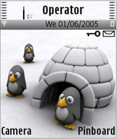 Maximum Cool Theme for Nokia N70/N90