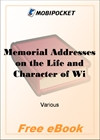 Memorial Addresses on the Life and Character of William H. F. Lee for MobiPocket Reader