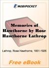 Memories of Hawthorne for MobiPocket Reader