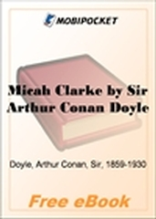 Micah Clarke for MobiPocket Reader