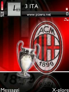 Milan Theme