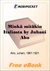 Minka mitakin Italiasta for MobiPocket Reader