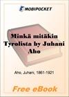 Minka mitakin Tyrolista for MobiPocket Reader