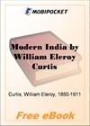 Modern India for MobiPocket Reader