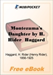 Montezuma's Daughter for MobiPocket Reader