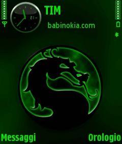 Mortal Kombat Theme for Nokia N70/N90