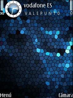 Mosaico QVGA Theme