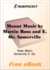 Mount Music for MobiPocket Reader