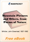 Mountain Pictures and Others for MobiPocket Reader