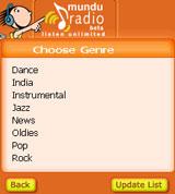 Mundu Radio (S60 2nd Edition)