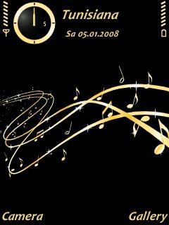 Music SVG Theme