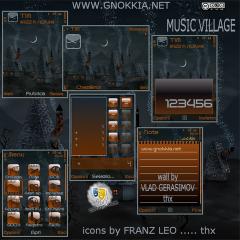 Music Village Theme