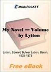 My Novel, Volume 3 for MobiPocket Reader