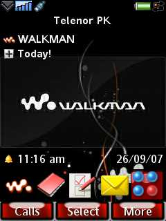New Walk Man