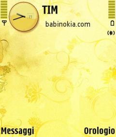 New Glamur Theme for Nokia N70/N90