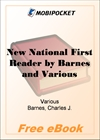 New National First Reader for MobiPocket Reader