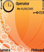 New Orange Theme