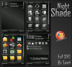 Night Shade SVG Theme