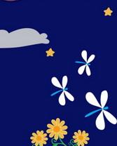 Night blue Theme