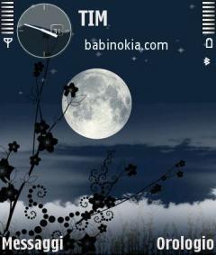 Nightly Serenity Theme for Nokia N70/N90