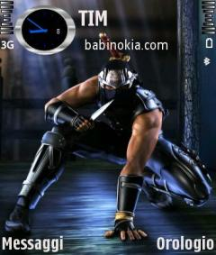 Ninja Theme for Nokia N70/N90