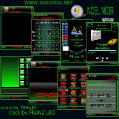 Noel Noir Theme