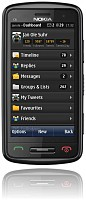 Nokia C6-01 Skin for Remote Professional