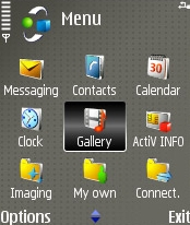 Nokia Eseries Theme