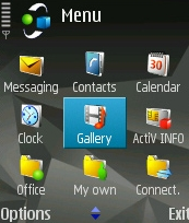 Nokia Nseries Theme 1