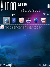 Nokia Nseries Theme 2