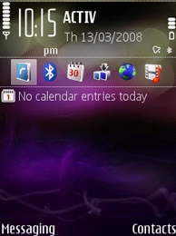 Nokia Nseries Theme 3