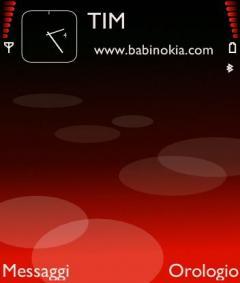 Nokia Red Theme