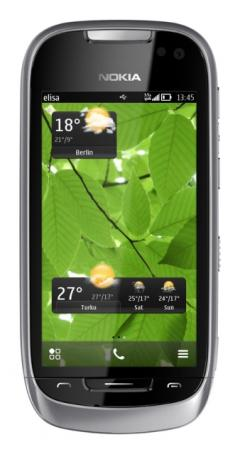 Nokia Weather Widget