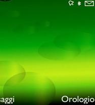 NOKIA GREEN Theme