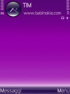 Northern Lights Theme for Nokia N70/N90