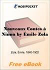 Nouveaux Contes a Ninon for MobiPocket Reader