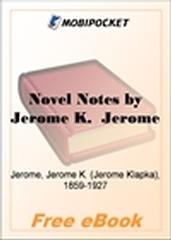 Novel Notes for MobiPocket Reader