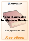 Numa Roumestan for MobiPocket Reader