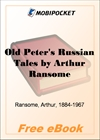 Old Peter's Russian Tales for MobiPocket Reader