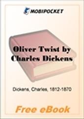 Oliver Twist for MobiPocket Reader